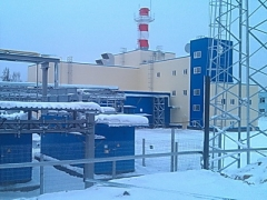"Tomsk branch of OJSC ""TGC-11"". Reserve peak boiler-room"