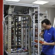 Идет сборка оборудования для отправки партнерам в Сербскую Республику (Босния и Герцеговина)