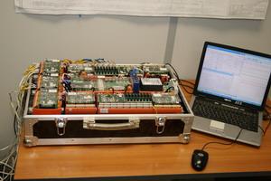мобильный измерительный комплекс Торнадо-МИК
