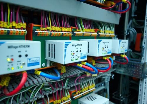 Шкафы ПТК Торнадо-N (модули ввода-вывода MIRage-N)