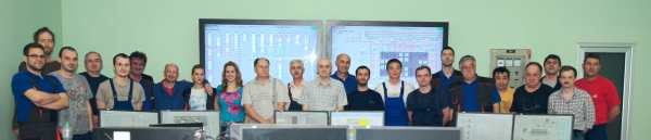 Команда исполнителей проекта